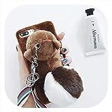 Cute Case for iPhone 7 7 Plus 6 6S Plus X Phone Capa