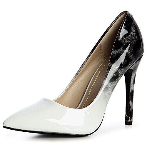 Pompes Sky Femmes Noir Heels Topschuhe24 18wxq5BaZX