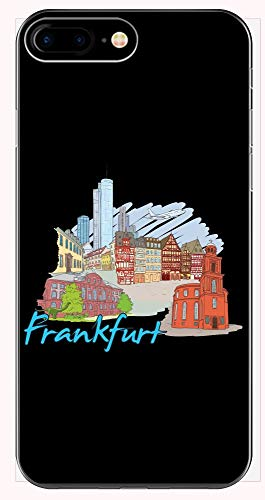 Frankfurt Germany - Beautiful Places Around The World - Phone Case for iPhone 6+, 6S+, 7+, ()
