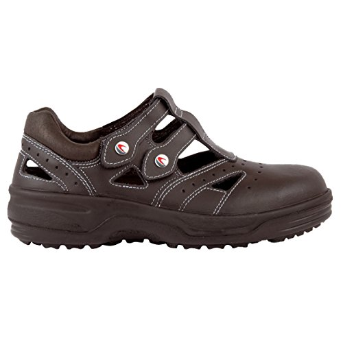 Cofra Monique S1 SRC Paire de Chaussures de sécurité Taille 37 Noir