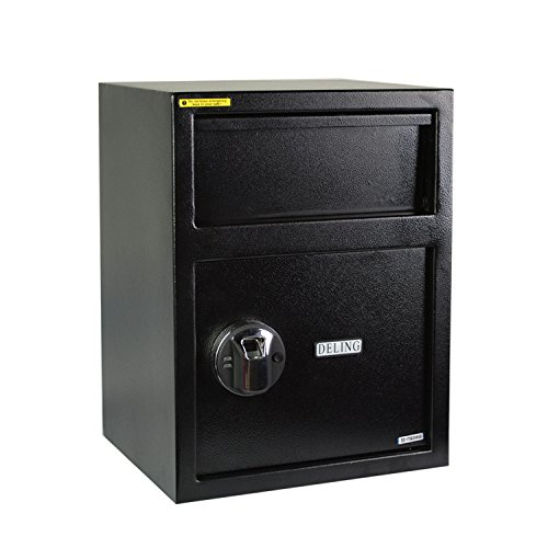 HYD-Parts Lock Box,Fireproof Box,Safe,Safes,Safe Box,Safes and Lock Boxes, Money Box, Fire Proof Safety Boxes for Home,Digital Safe Box,Steel Alloy Drop Safe,Included - Floor Hyd