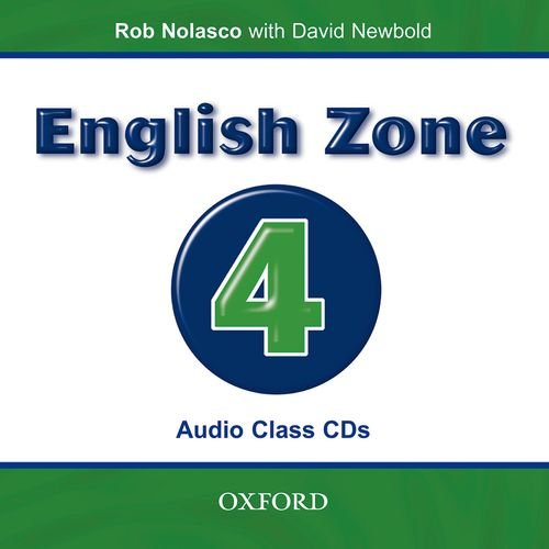 Download English Zone 4: Class Audio CDs (2) PDF