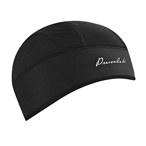 Przewalski Helmet Liner, Winter Skull Cap, Cycling Running Beanie - Excellent Thermal retention and Moisture-Wicking
