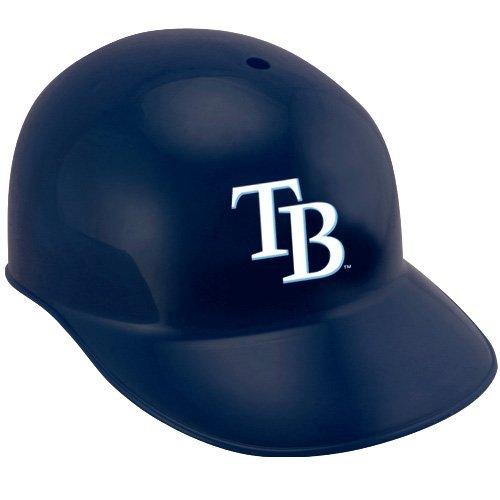 Jarden Sports Licensing Rawlings Official MLB Replica Baseball Team Helmets; Tampa Bay Rays