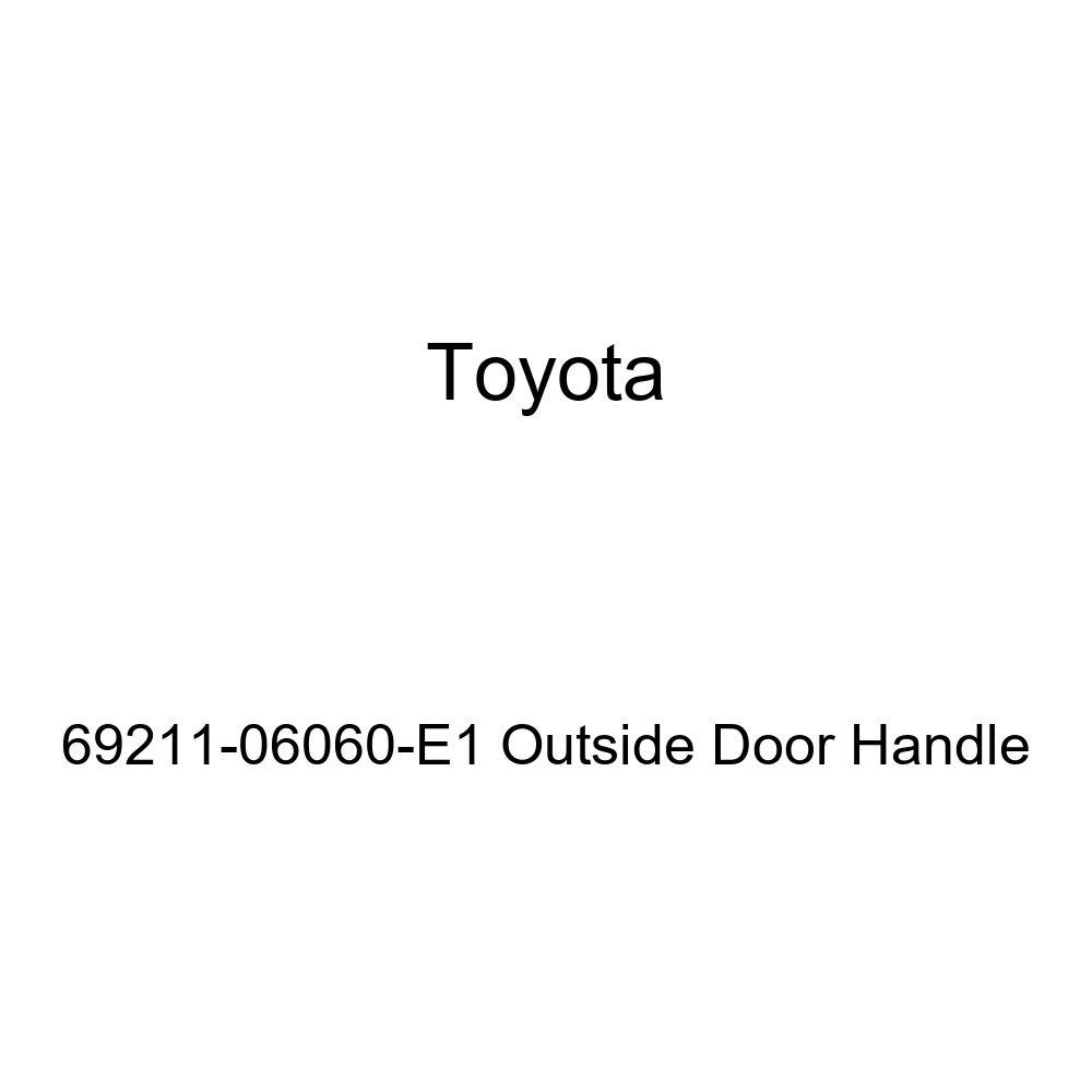 Toyota 69211-06060-E1 Outside Door Handle