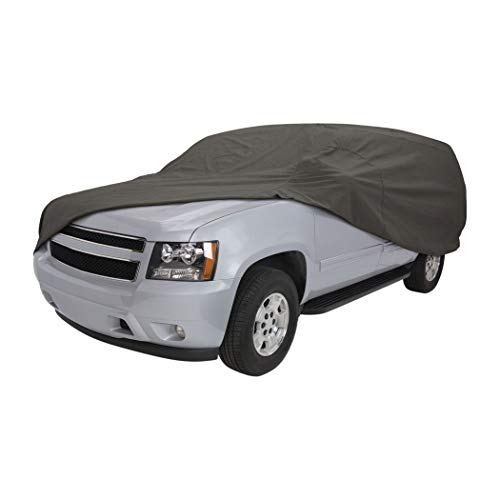 Classic Accessories OverDrive PolyPro 3 Heavy Duty Full Size SUV/Truck Cover (Furniture Newark Stores)