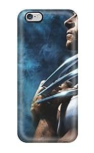 New Wolverine Tpu Case Cover, Anti-scratch QxcJKxG7098TJqIe Phone Case For Iphone 6 Plus
