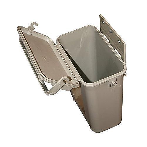 YukChuck Under Counter Indoor Kitchen Food Waste Compost Container/Bin  System