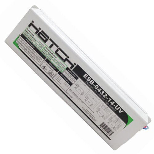 - Hatch ESB-0432-14-UV - Electronic Sign Ballast - (1-4 Lamps) - T12/HO - 120/277 Volt