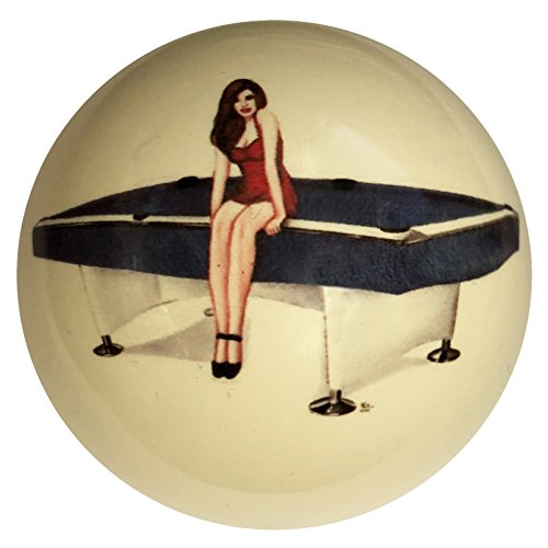 D&L Billiards  Collectable Cue Ball from the Pin-Up for sale  Delivered anywhere in USA