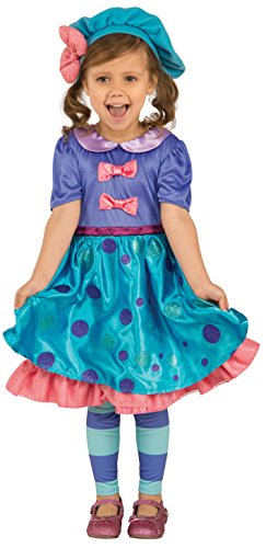 Rubie's Costume Little Charmers Lavender Child Costume, Small - Lavender Girls Costumes