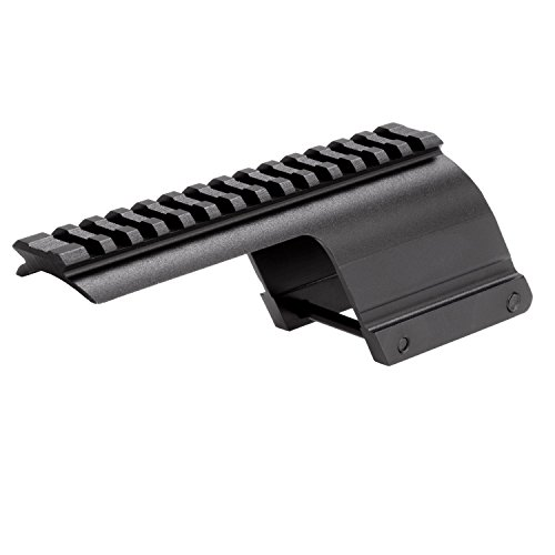 Sun Optics USA Shotgun Rail Rem 870 12 Saddle Scope Mount