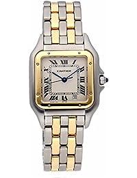 Panthere de Cartier Quartz Female Watch W25028B6 (Certified Pre-Owned)