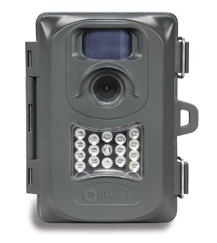 Simmons Whitetail Trail Camera with Night Vision (4MP), Outdoor Stuffs