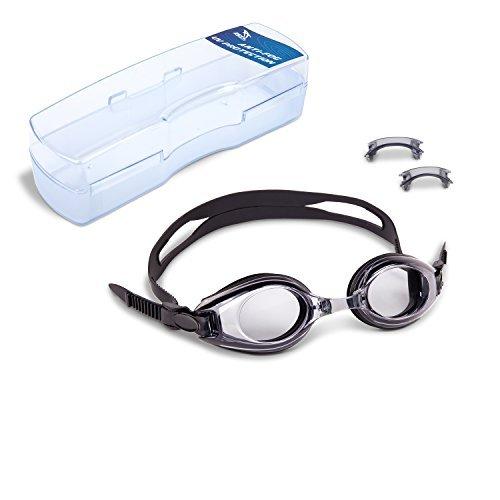 IST RX prescription swim Goggle with Optical Corrective U...