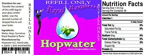 Water Flavoring Drops