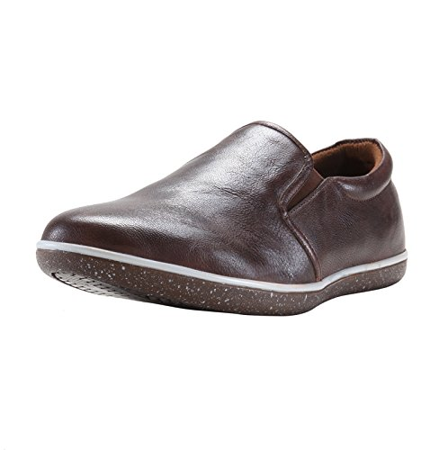Brown Leather Loafers and Moccasins