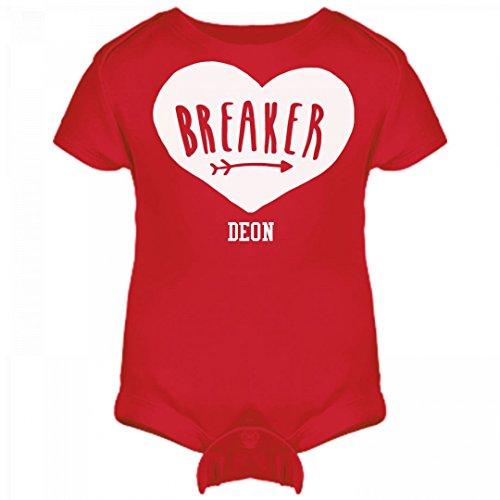 Cute Valentine Heartbreaker Deon: Infant Rabbit Skins Lap Shoulder Creeper