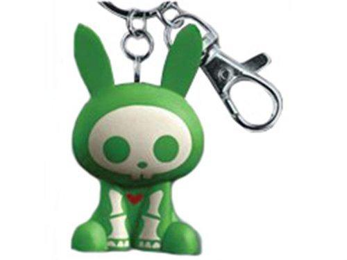 Skelanimals: Green Jack the Rabbit Key Chain