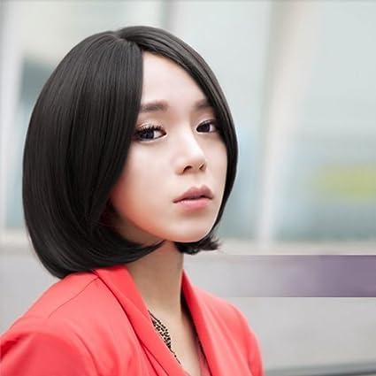 AGPtek Beautiful Lady Cosplay de la peluca completa pelo peluca
