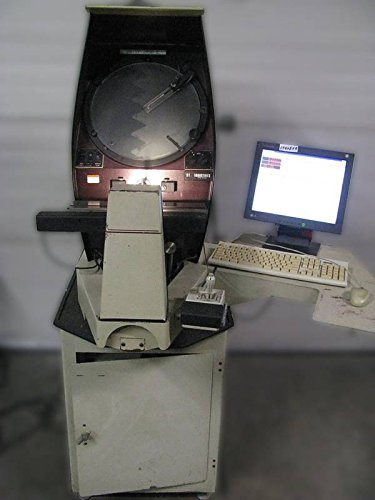 "SPI 14"" CNC Optical Comparator QC-4000 10x, 50x"