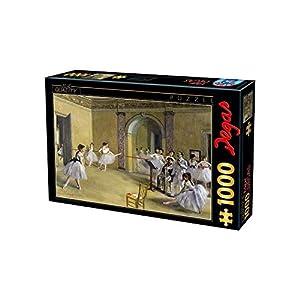 D Toys Puzzle 1000 Pcs 72801de03 Uni