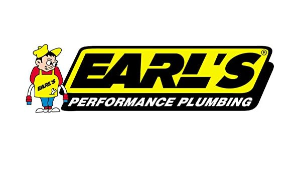 Earls 2477ERL Cast Remote Oil Filter Mount Kit