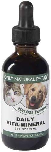 Only Natural Pet Daily Vita-Mineral Herbal Formula