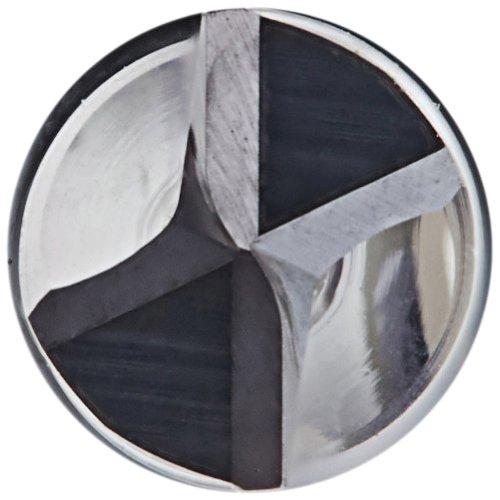 5//16 Shank Diameter Titanium Nitride Coating SGS 39139 1 4 Flute Square End General Purpose End Mill 13//16 Cutting Length 2-1//2 Length 5//16 Cutting Diameter