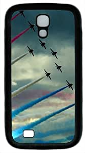 Case for Samsung Galaxy S4-Air Show TPU Samsung Galaxy S4 / SIV/ I9500 Case Cover - White