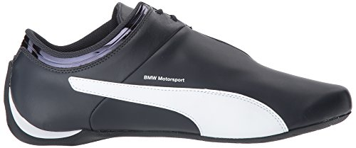 Puma Mens Bmw Ms Futuro Gatto Squadra Sneaker Blu-puma Bianco