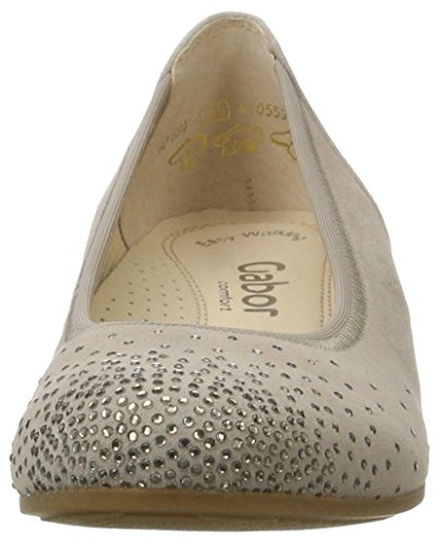 free shipping with paypal cheap low price fee shipping Gabor Women's Comfort Ballet Flats Beige sale collections from china low shipping fee Lv6YxLasIn