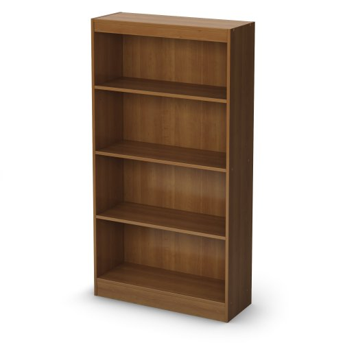 South Shore Collection 4 Shelf Bookcase