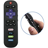 New RC280 Remote Control fit for TCL ROKU Smart Internet Ready TV 32S3750 32S3800 32S3850 43S303 43S305 43S403 43S405 49S405 55C803 55FS3700 55FS3750 55FS3850