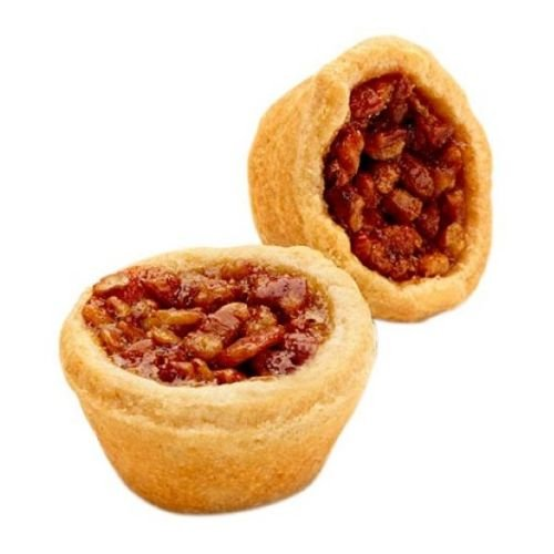 Two Bite Pecan Tarts, 9.2 Ounce -- 24 per case. by Give and Go Foods