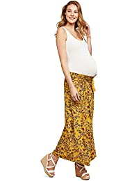 Jessica Simpson Under Belly A-line Maternity Skirt