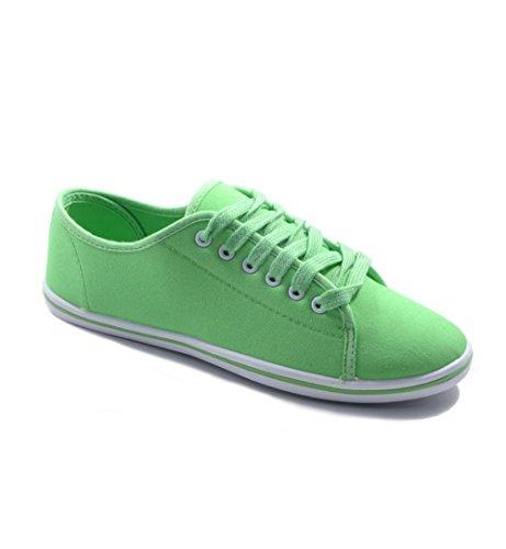Jumex - Zapatillas de casa Mujer Verde