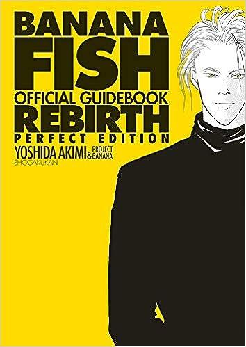 ANGEL EYES ILLUSTRATION BOOK BANANA FISH 2018 AKIMI YOSHIDA Illustration Book jp