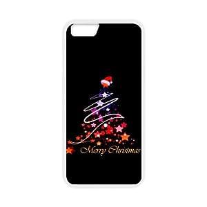 Christmas Tree Custom Case for iPhone6 4.7(Laser Technology)
