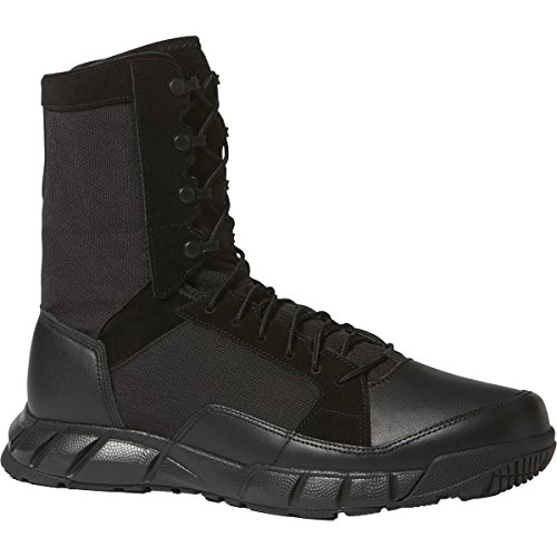 Oakley Men's SI Light Patrol Boots,12,Blackout