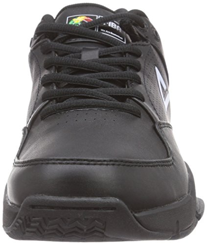 FIBA Peak Schiedsrichterschuh Unisex Nero Edition Official Nero Europe Scarpe Adulto Sport Fitness Nero Peak rrwUX6