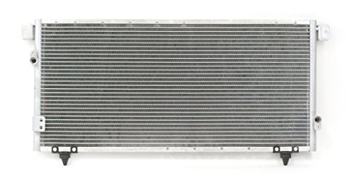 Toyota Tundra Dealers (A-C Condenser - Pacific Best Inc For/Fit 4963 00-06 Toyota Tundra Dealer & Factory International Exclude V8 Double Cab)