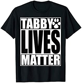 Funny Black Cats Matter BLM Halloween T-shirt | Size S - 5XL