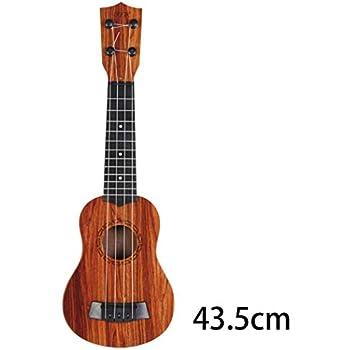 kids guitar electric guitar toy for beginners simulation music guitar 6 string. Black Bedroom Furniture Sets. Home Design Ideas