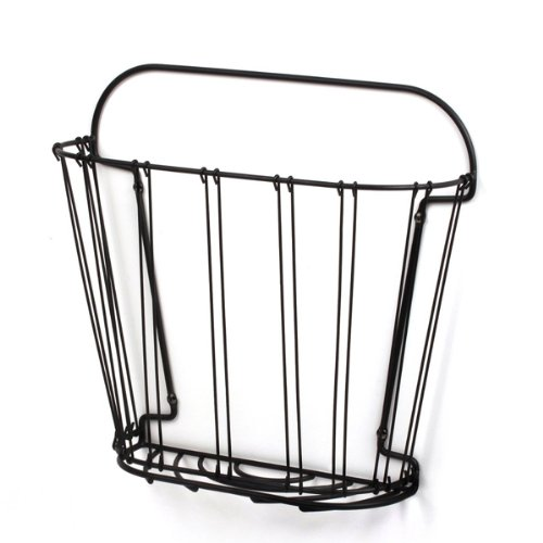 Spectrum Diversified Double Wire Wall-Mount Magazine Rack...