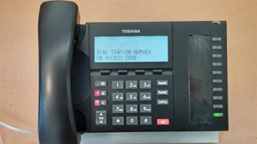 Toshiba DP5122SD IP Telephone by Toshiba