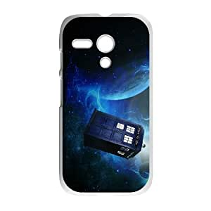 Classic FashionDoctor Who Motorola G Cell Phone Case White Trendy Creative funny LOHL3HTY806040