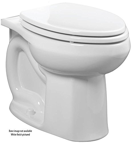 AMERICAN STANDARD 3251C701208 Better Living Clear Choice 3 3-Chamber Soap Dispenser, 13.5 Oz, 3-1/2 in L x 7-1/2 in W Toilet Bowl, White