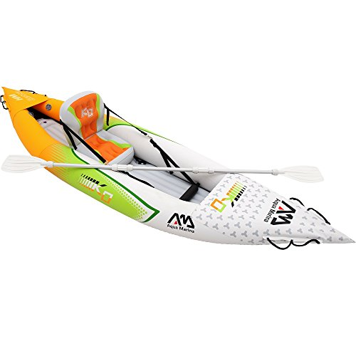 Aqua Marina K0 Inflatable Kayak for 1 Person