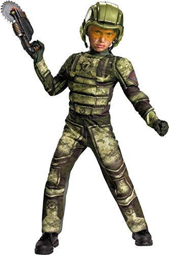 Footsoldier Costume (Disguise Costumes Foot Soldier Muscle 7-8)